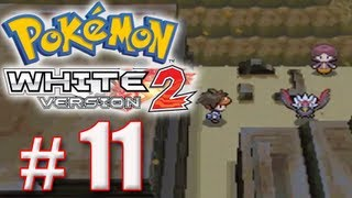 Pokemon White 2 - Walkthrough: Part 11 - Route 4 / Desert Resort