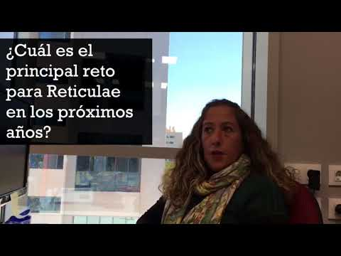 Reticulines de cerca: Carmen Ruiz, Back Office Sevilla