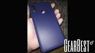 ASLING Anti-yellow Phone Case for Xiaomi Redmi Note 5 - DENIM DARK BLUE