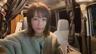 【キャンピングカー旅前日編】茨城➡︎愛知🚗片道9時間を終えて、名古屋モーニング最高