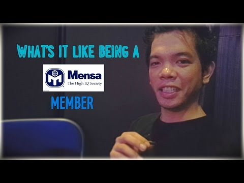 Why should I join Mensa? (Ask A Member) feat. Richard