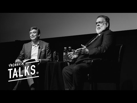 "Francis Ford Coppola Explained His Current ""Film Student"" Mentality at Tribeca 2016"
