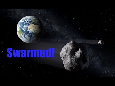 "Asteroid ""Pack"" being monitored by NASA 