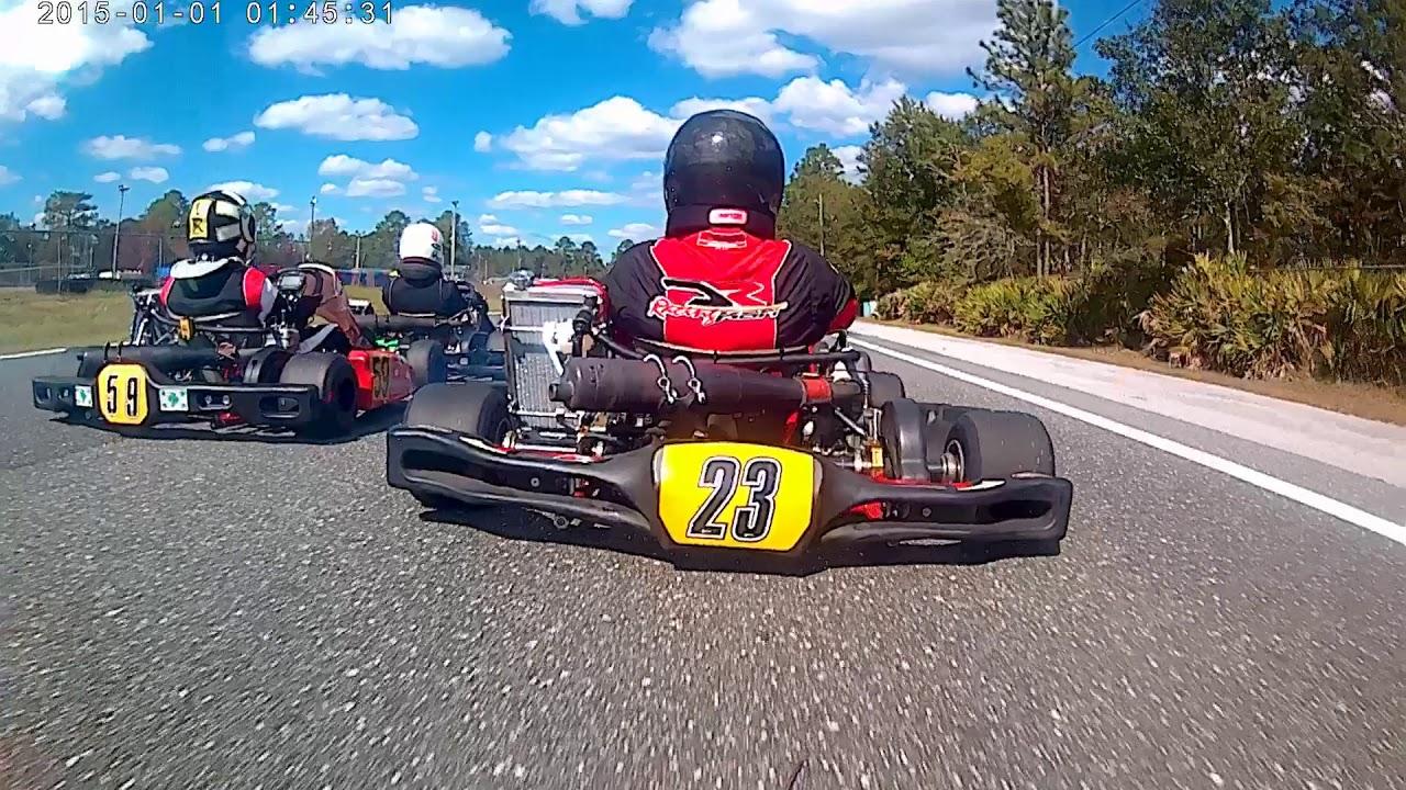 Go Karts Jacksonville Fl >> Kart Racing Jacksonville Florida 103rd Street Raceway
