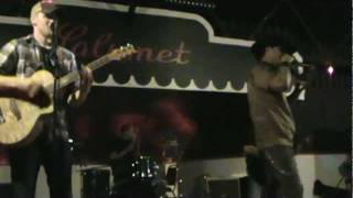 """Saddle Up Shawty"" Mikel Knight live and unedited - Calumet - 12-17-11"