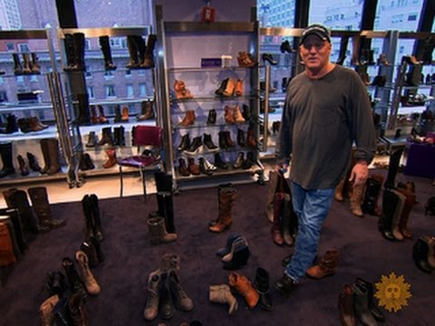 Steve Madden on his sole focus
