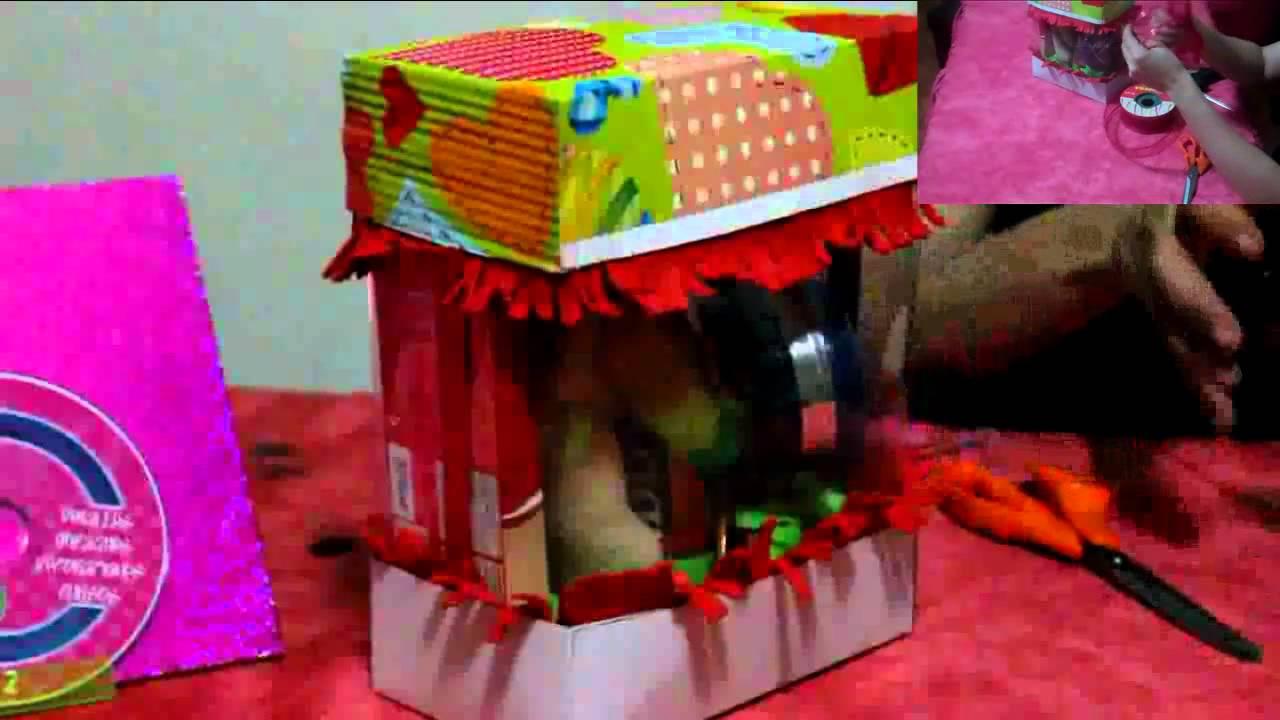 Como hacer una caja para regalar a mi novio padre as a for Que le puedo regalar a mi papa