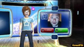 TV Superstar demosta pätkä (PS3 Move)