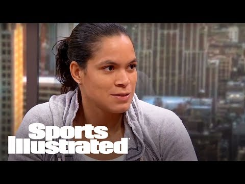 UFC&39;s Amanda Nunes On Ronda Rousey Floyd Mayweather Conor McGregor  SI NOW  Sports Illustrated