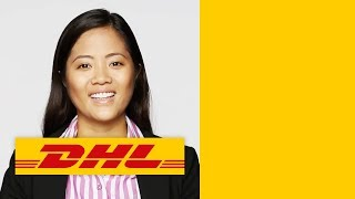 DHL Consulting #InternationalsInGermany - Giuliana About Her Office Exchange From Miami To Bonn