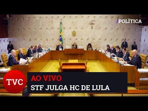 JULGAMENTO DA ADMISSÃO DO HC DE LULA NO STF - COMPLETO E COMENTADO