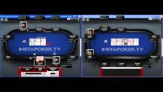 Кеш-игра на микролимитах (покер видео)