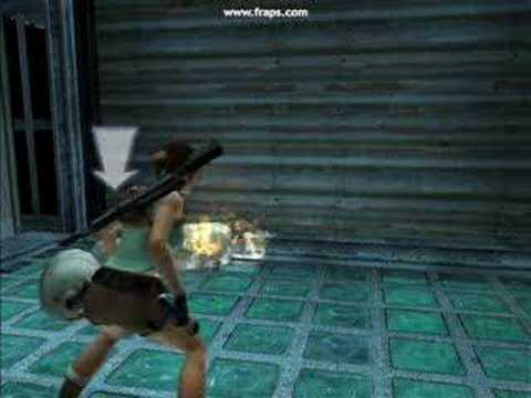 Tomb Raider Legend Japan Bug