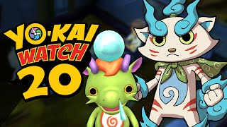 Yo-Kai Watch - Episode 20 | Draggie and Nocturne Hospital!