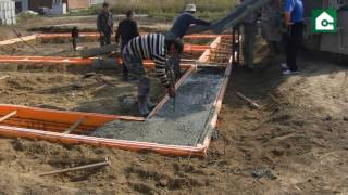 видео Свайно-винтовой фундамент: особенности, виды, монтаж и расчет затрат