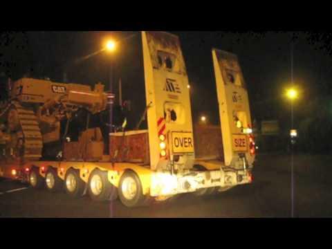 Oversize Australian Heavy Haulage: TJ Clark & Sons Heavy Haulage