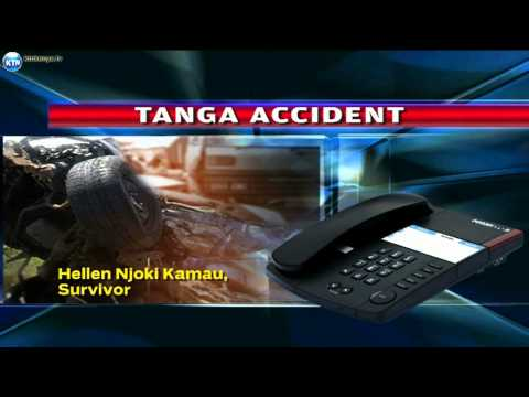 Eleven Kenyans die in a road accident in Tanzania