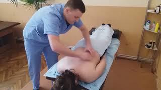 як зробити професійний масаж спини