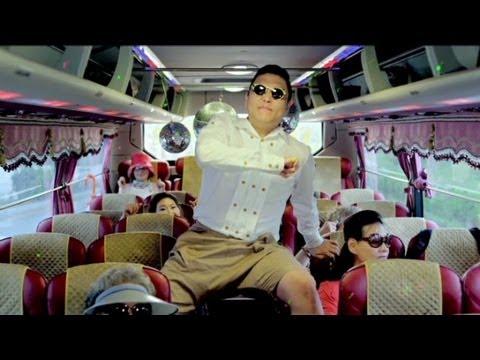 Sports Gangnam Style