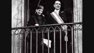 Canción en Homenaje al Presidente asesinado, Eduardo Frei Montalva