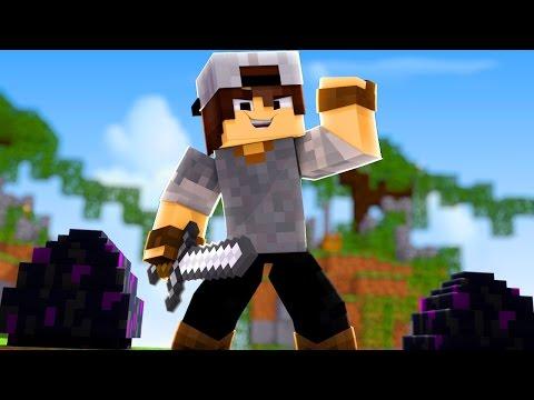 Minecraft: EGG WARS - FUI MAIS INTELIGENTE!