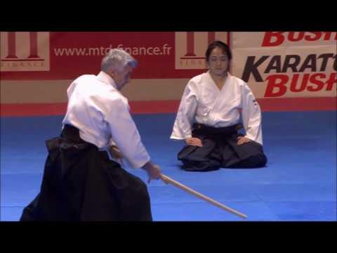 Sensei Bruno Gonzalez coming to Aikido Shinju-Kai (Singapore)
