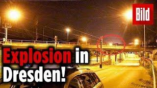 Bombenentschärfung in Dresden: Fliegerbombe legt die Stadt lahm, Anwohner werden evakuiert