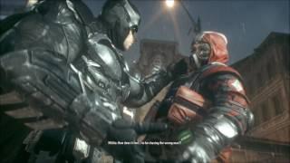 Batman Arkham Knight Review (PS4)