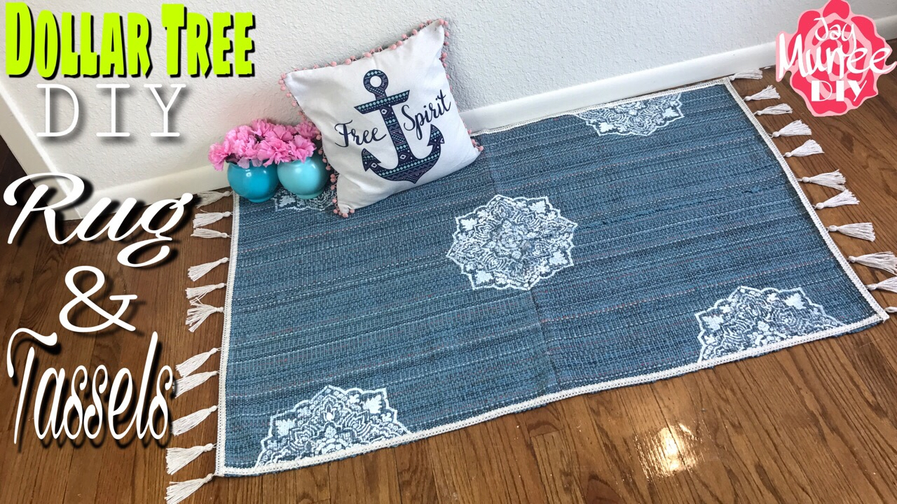 Dollar Tree Diy Area Rug