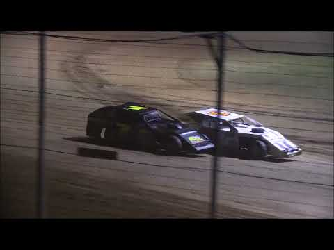 UMP Modified B-Main from Portsmouth Raceway Park, May 27th, 2018.