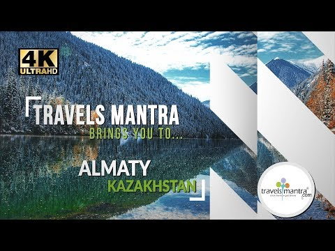 Almaty - Kazakhstan Tour Package | Big Almaty Lake, Kok-Tobe, Shymbulak