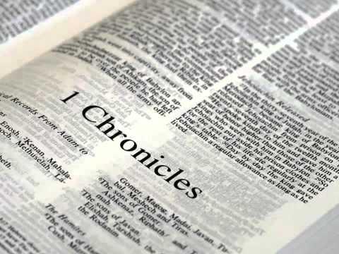 1 chronicles 11 - New International Version NIV Dramatized Audio Bible