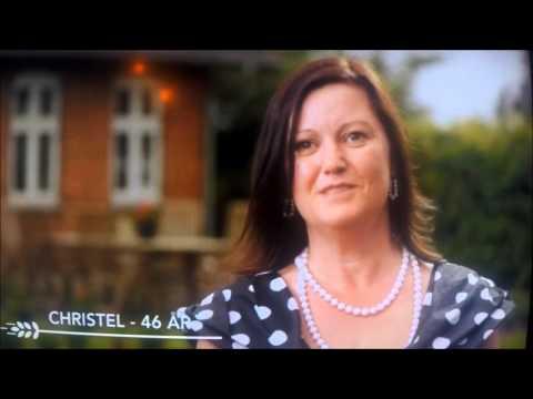 Finn & Christel landmand søger kærlighed Klip 3. Kvinderne flytter ind