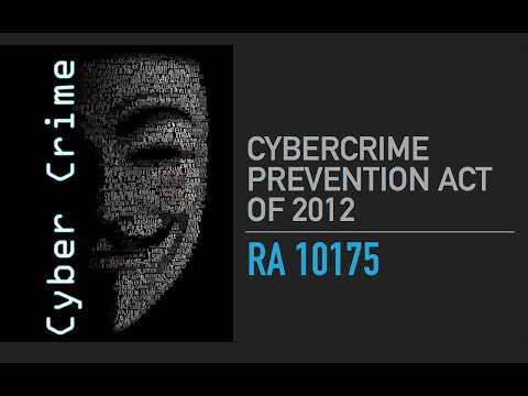 "MMS 101 - ""Cybercrime Prevention Act of 2012"""