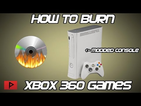 [How To] Burn Xbox 360 Games (XGD2) Using Imgburn for Modded Xbox 360 Consoles