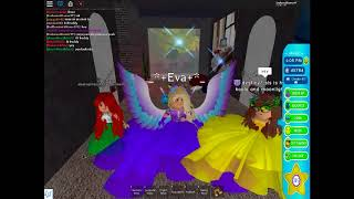 DISNEY PRINCESS CHALLENGE IN ROYALE HIGH-ROBLOX