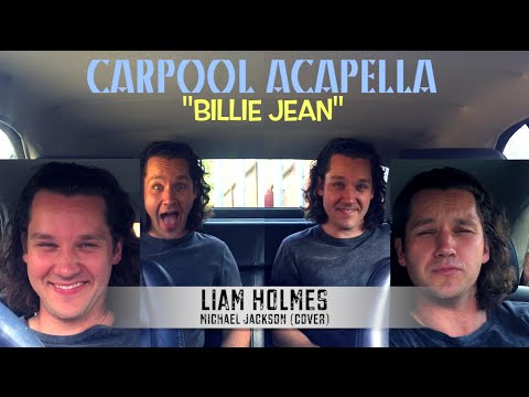 Michael Jackson - BILLIE JEAN (Carpool Acapella Cover)