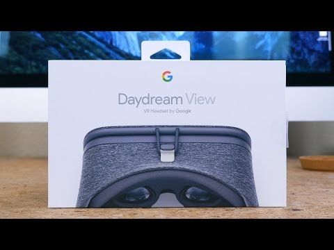 Google Daydream View Unboxing and Review