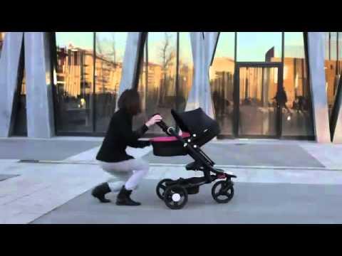 Детская коляска Recaro Babyzen 2013