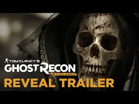 Tom Clancy's Ghost Recon Wildlands Reveal Trailer – E3 2015