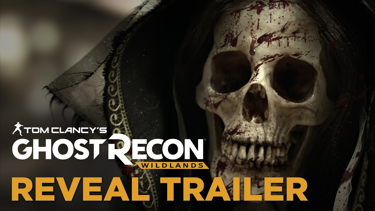 Tom Clancy S Ghost Recon Wildlands Reveal Trailer E3 2015