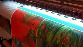 УФ-печать плоттер Xenons X3A-6407 UV-Led(Широкоформатный плоттер Xenons X3A-6407 UV-Led оборудован монолитной печатной головой Epson DX7 с каплей в 2 пикалитра...., 2014-03-13T08:46:16.000Z)