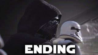 Star Wars Battlefront 2 ENDING & KYLO REN Gameplay Walkthrough Part 9 (Single Player Campaign)