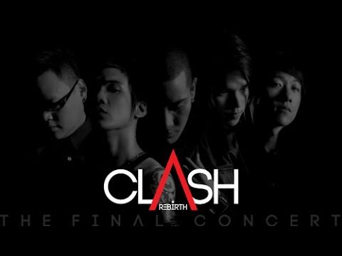 CLASH (THAI ROCK BAND) LIVE IN CONCERT IN FORT WORTH, TX USA