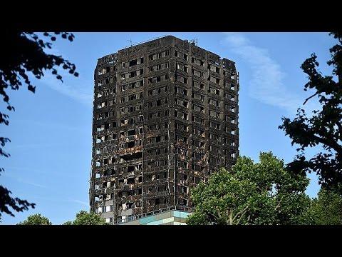 Hochhausbrand in London: Mindestens 30 Tote, vermutlich viel, viel mehr