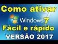 como ativar windows 7