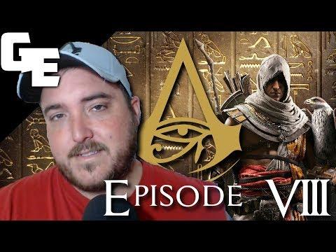 Bayek Takes Out Fraudulent Merchants    Assassin's Creed Origins, EP 8
