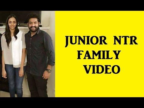 Telugu Hero Junior NTR Family Photos -...