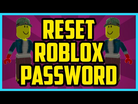 How To Reset Your Roblox Password Working 2018 Easy Roblox Password Reset Tutorial Youtube