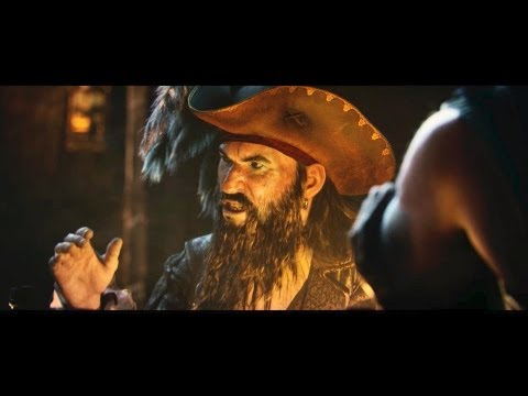 Assassin's Creed IV: Black Flag - World Premiere Trailer